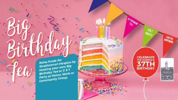 Strathcarron Hospice Big Birthday Gt Party Stirling Gin